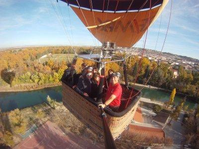 Hot-Air Balloon Flight Adults Aranjuez