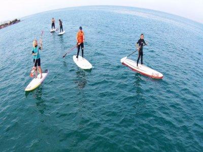 Introduzione al paddle surf con onde a Oropesa 2h