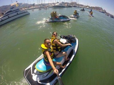 Turismo Activo Montgó Motos de Agua