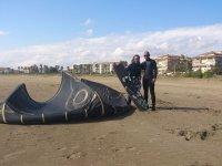 Oropesa个性化的风筝冲浪课程1小时