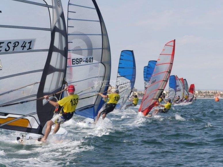 Competicion en Murcia