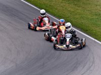 In the karting activity