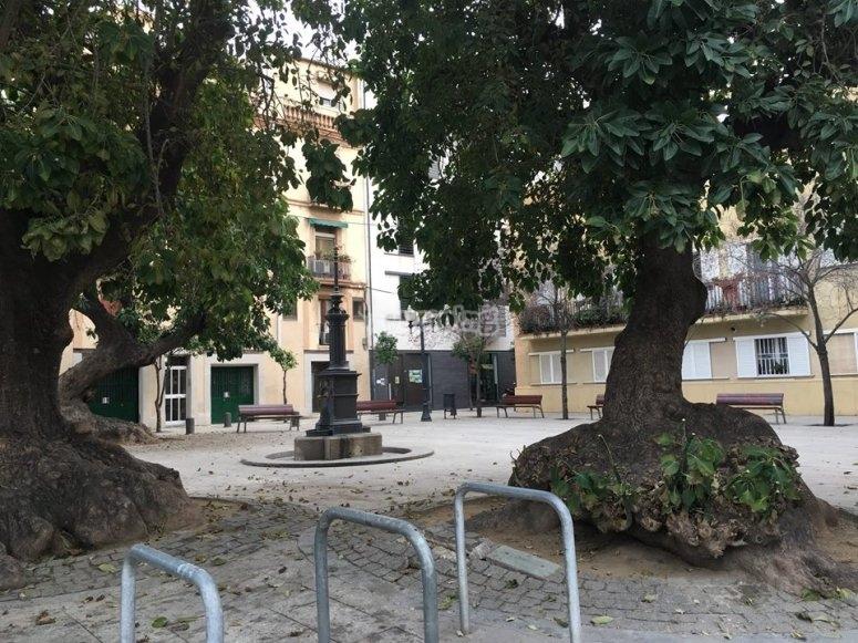Plaza de Poblenou