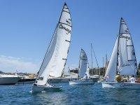 在Palma de Mallorca租三重帆2小时