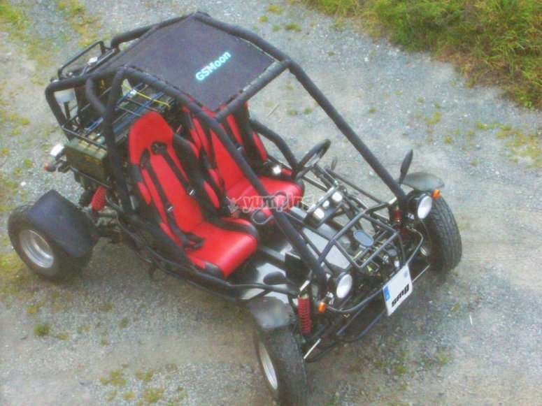 Buggy 4x4