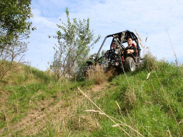 Recorrido en buggy