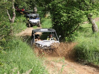 1 hour Two seater buggy route in Picos de Europa