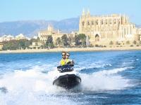 Alquiler de jet ski con licencia en Mallorca 4 h