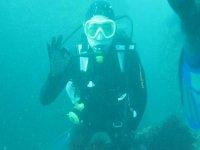 En las profundidades de Gijon