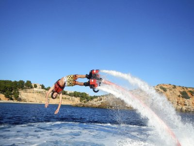 Flyboard in Mallorca with photos and video, 15 min