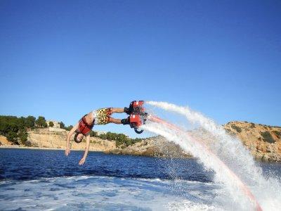 Curso de flyboard Port Calanova fotos y vídeos 1h