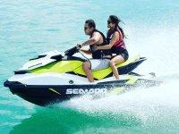 Motos de agua biplaza
