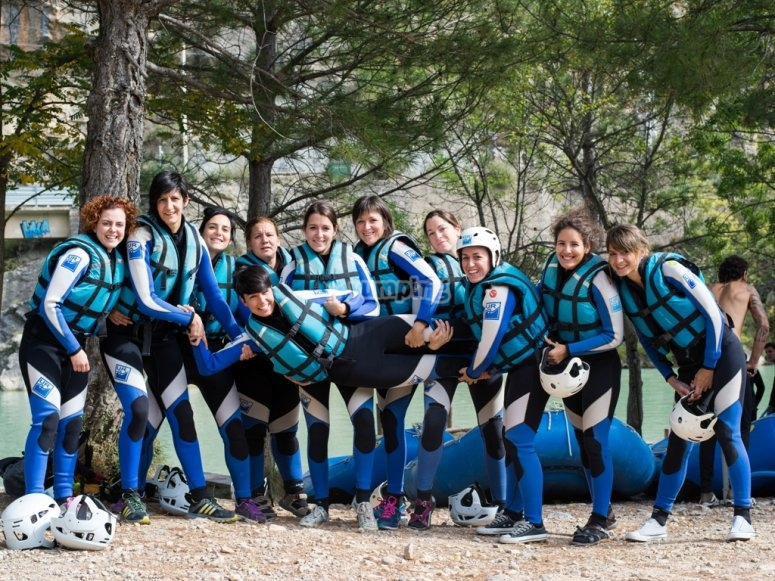 Mixed Adventure river sledge