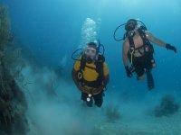 Buceando en la costa alicantina