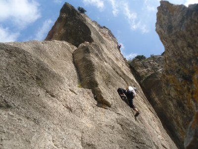 Climbing in Vizcaya + dinner + accommodation