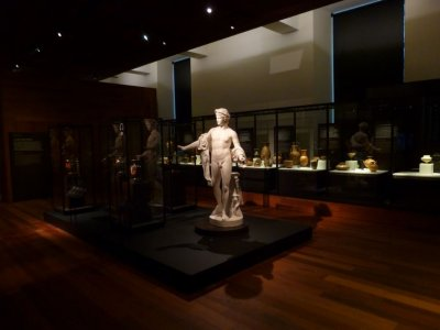 Visita a sala Grecia Museo Arqueológico Nacional