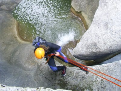 Viu de Llevata canyoning in Pont de Suert