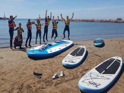 SUP Equipment Rental in Valencia, 1h