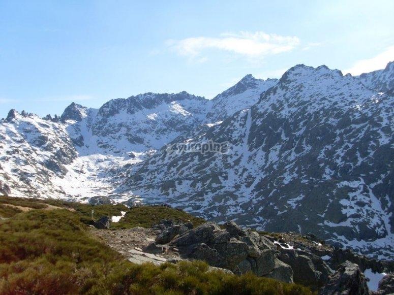 Landscapes from Sierra de Gredos