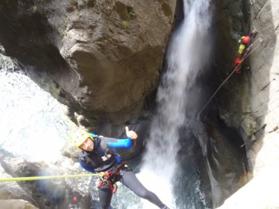 Departure to Nuria´s canyon, Ripollés high level
