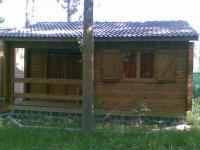 Alojamiento en bugalow en los Pirineos
