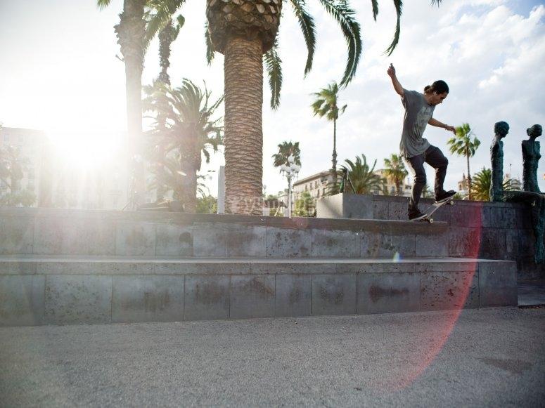 Skate en tus vacaciones