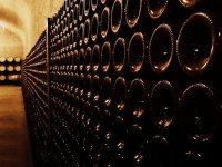 Almacenaje de vino