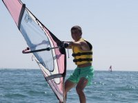 Impara il windsurf a Gandia