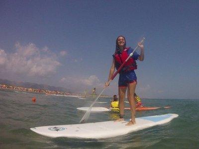 Curso de paddle surf en Gandía de 3 días