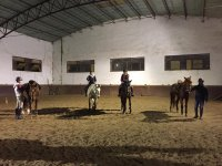 Clase particular de equitación en Salamanca 1 hora