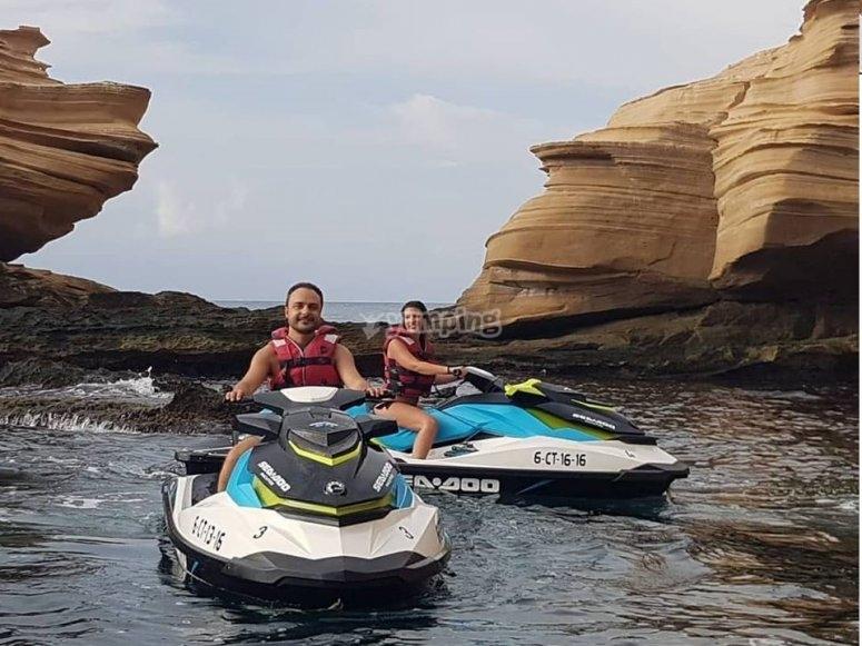 Excursión en jet ski Alicante