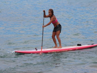 Tour de paddle surf en Alicante o Tabarca