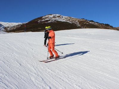 Private Ski Class for children Baqueira 1 h