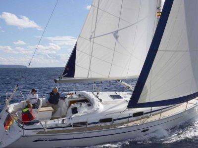 Alquiler de velero Bavaria en Barcelona temp media