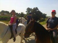 Paseos a caballo en Sevilla