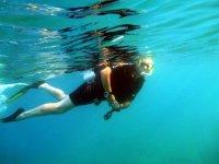 descubre el mar