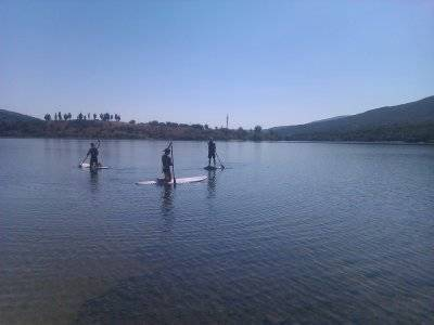 Rent of paddle surf in Hoces del Duratón