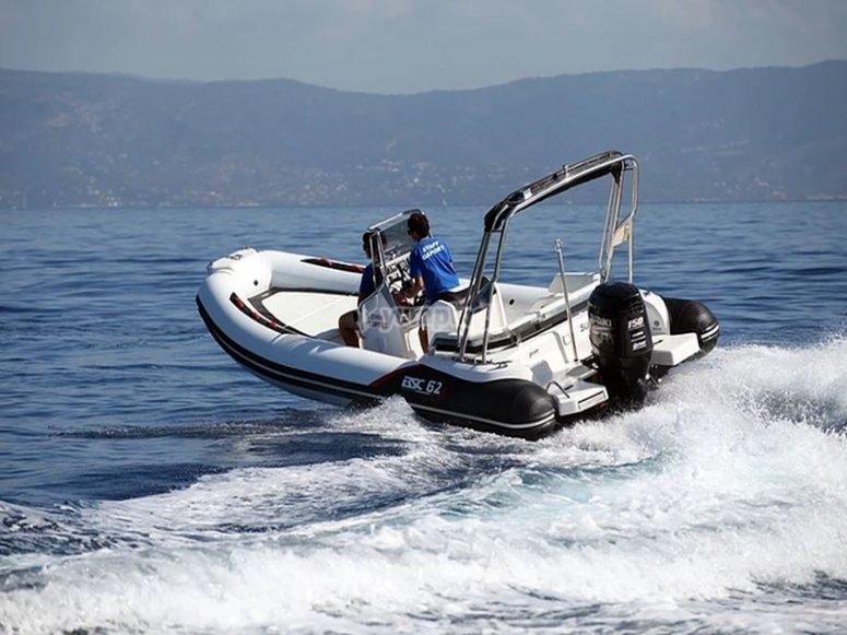 Alquila tu barco en Menorca