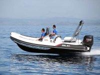 Barcos en Menorca
