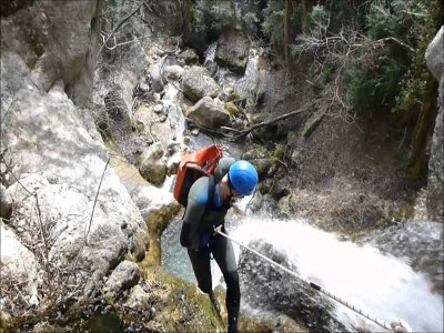 Pirineus Parc Aventura Barranquismo