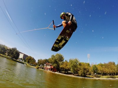 Double Wake Madrid