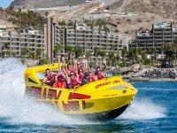 Sesión en Crazy Jet en Gran Canaria 20 minutos