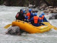 Circuito y rafting