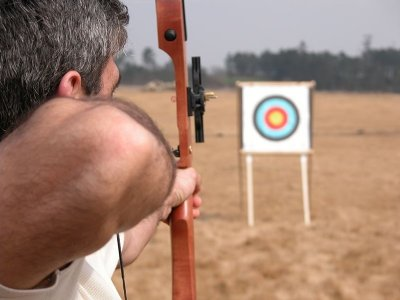5h introductory to archery course in Mazaricos