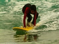 Adquiere nuevas habilidades como surfista