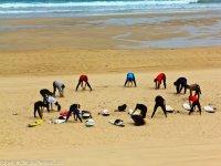 Precalentamiento para el surf