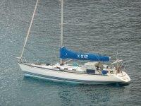 Uno de los veleros