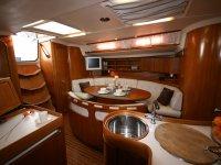 Interior de uno de nuestros barcos