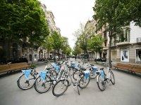 Las bicicletas de ebikers