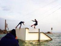 ostacoli da saltare